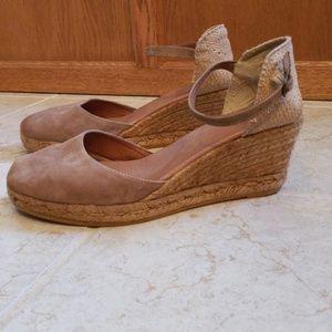 6195ba7509fa Gaimo Shoes - Gaimo Espadrilles Spring Summer Sandal sz 41